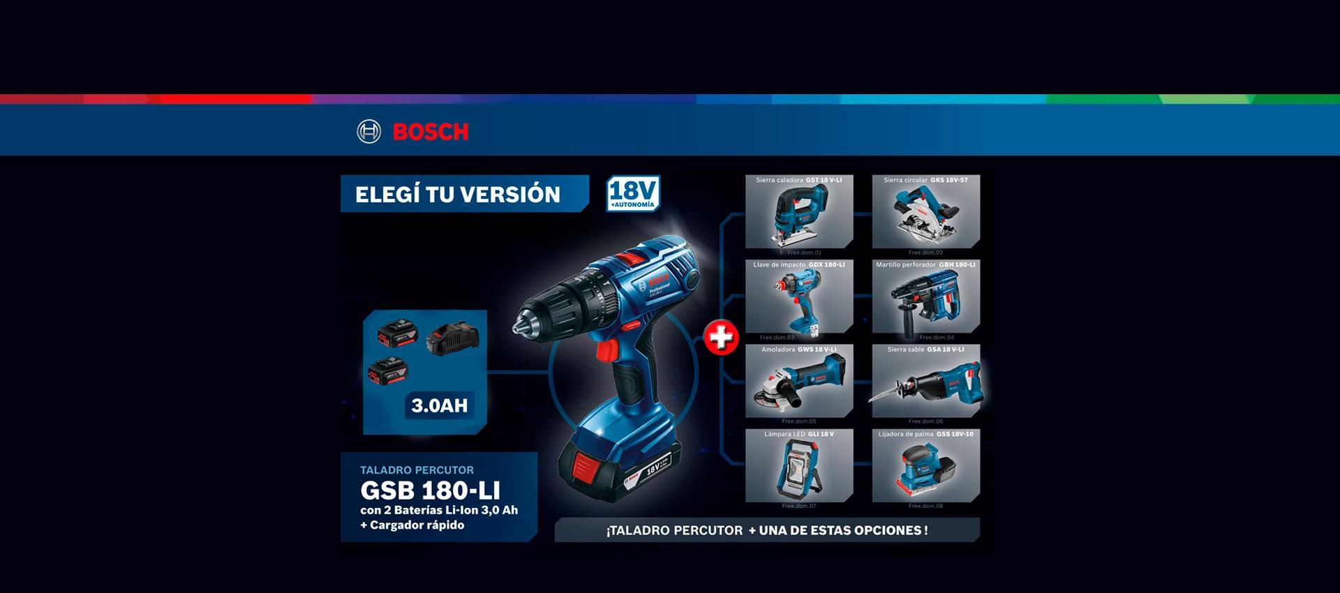 Combo Bosch